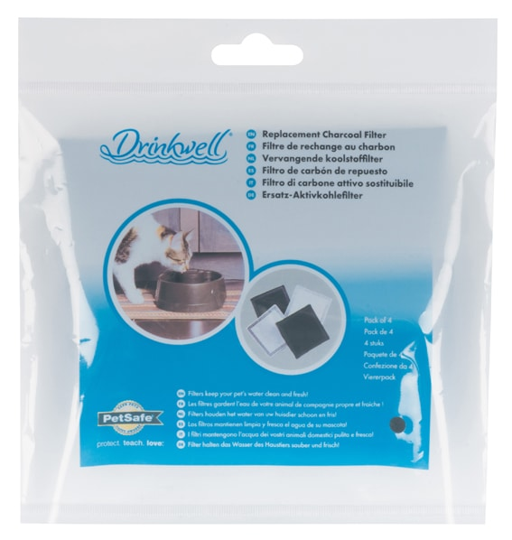 Filter till Drinkwell Current, 4-pack